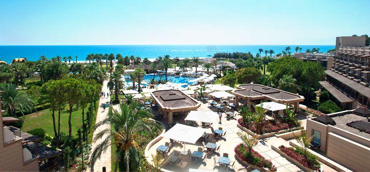 Crystal Tat Beach Golf Resort & SPA Hotel - Belek, Antalya Otelleri