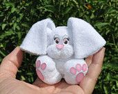 Washcloth Bunny, WashAgami ™, Instructional Video (New HD quality video)