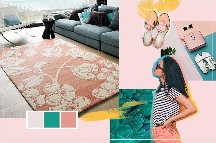 7 best trendfarben fr hling sommer 2018 images on pinterest. Black Bedroom Furniture Sets. Home Design Ideas