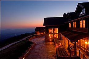 Magazine Mountain Lodge, Arkansas