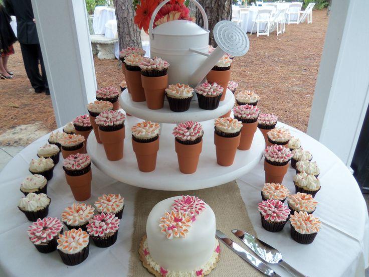 34 best Wedding Cupcakes & Displays images on Pinterest | Wedding ...
