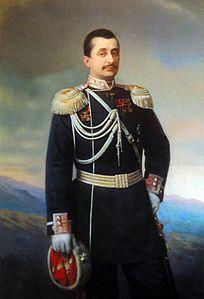 Niko I Dadiani Principe di Mingrelia 18531867