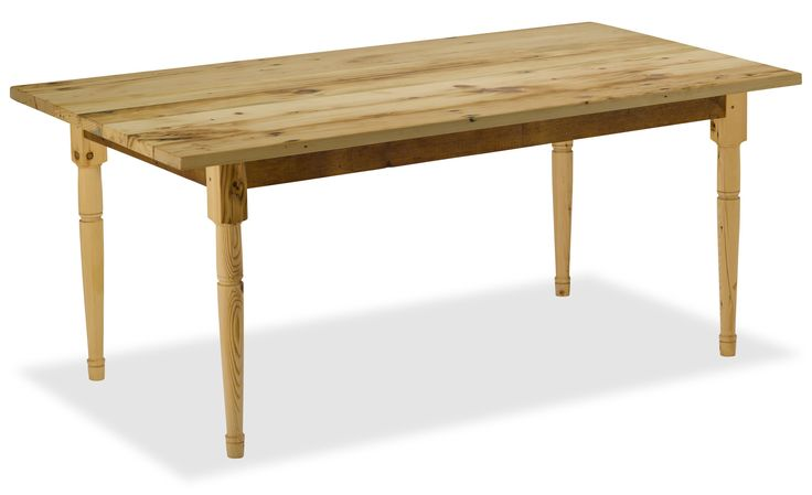 Tapered Shaker Style Dining & Kitchen Tables   Vermont Farm Table