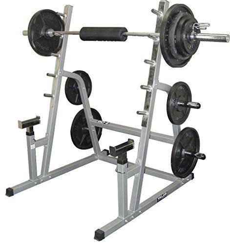 47 best images about squat rack on pinterest homemade for Homemade safety squat bar
