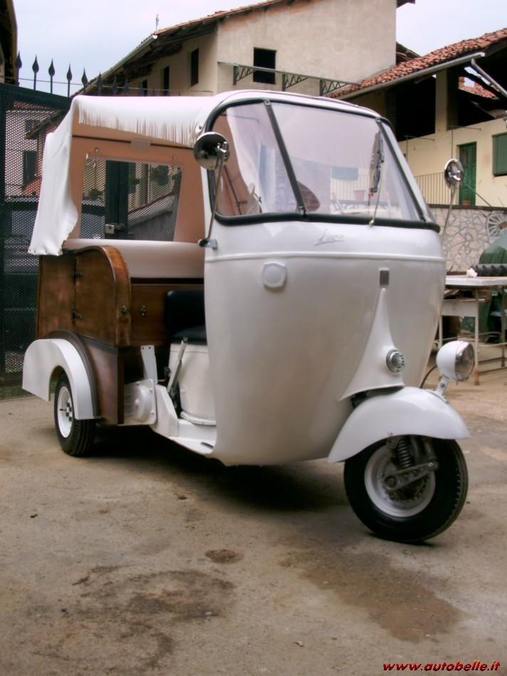 Ape Calessino Piaggio mitici anni 60!!!