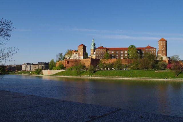 fotos&travels : Wawel na wiosnę
