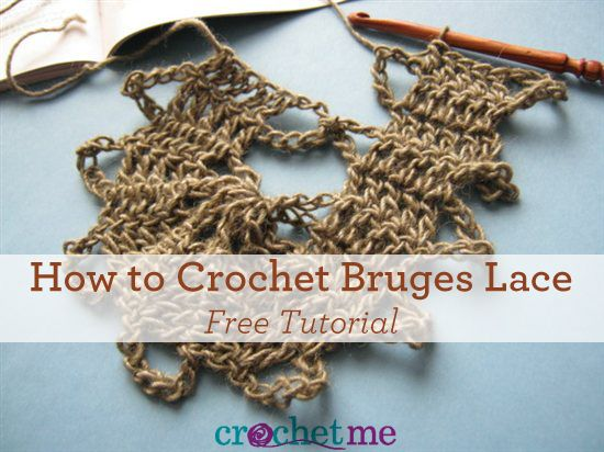 Crochet Lace Tutorial For Beginner : 25+ best ideas about Bruges Lace on Pinterest Romanian ...