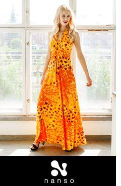 Nanso kevät / kesä 2014 -mallisto
