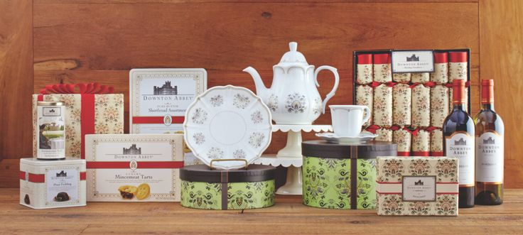 Downton Abbey Products from World Market #dothedownton