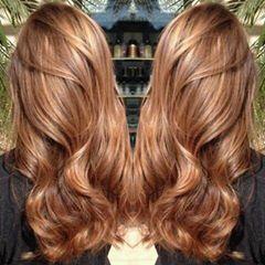 Tonos de cabello caramelo para morenas claras (3) | Curso de organizacion de hogar aprenda a ser organizado en poco tiempo