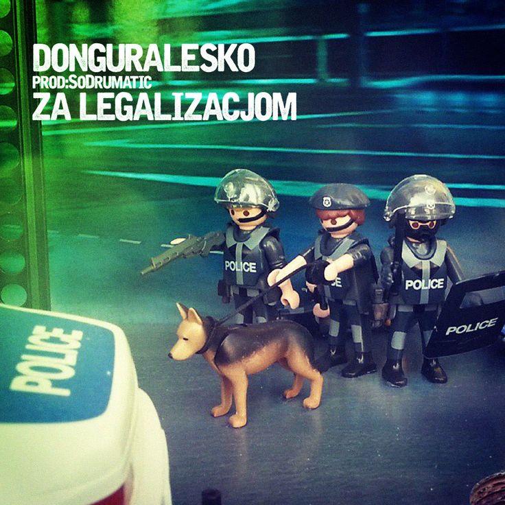 donGURALesko - Za Legalizacjom (prod. SoDrumatic)