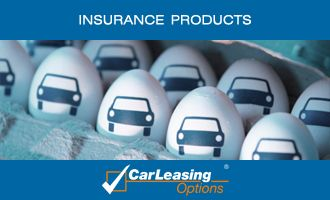Pinned on this board are all the insurance products offered by Car Leasing Options