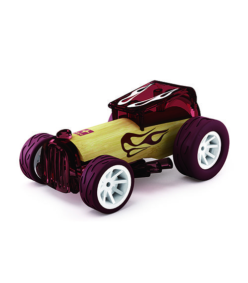 Little Bruiser From Hape from The Wooden Toybox