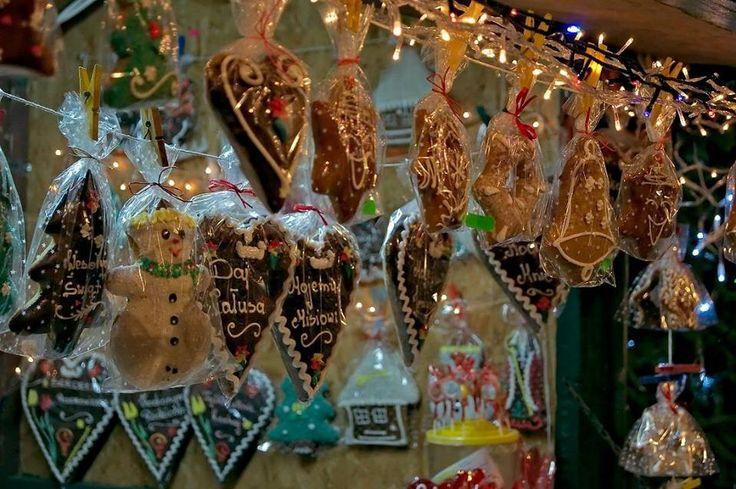 Świąteczna łakocie #Gliwice #christmas #christmasmarket