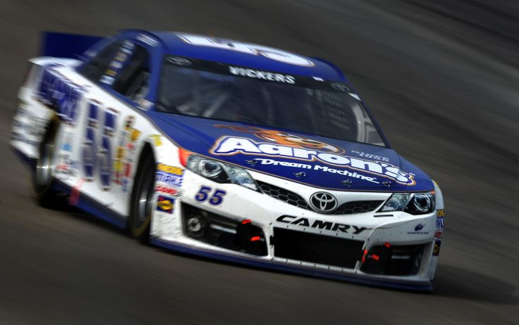 Brian Vickers - Camping World RV Sales 301