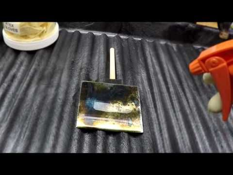 STAINLESS STEEL PATINA - PERFECT FOR COLOR CASE-HARDENING STAINLESS GUNS...
