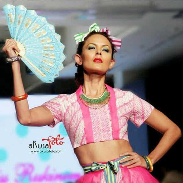 """Miss Rukinem"" from {TheSarioSiswosaputro} by Daydo Andre at JF3 -Jakarta Fashion and Food Festival 2015-"