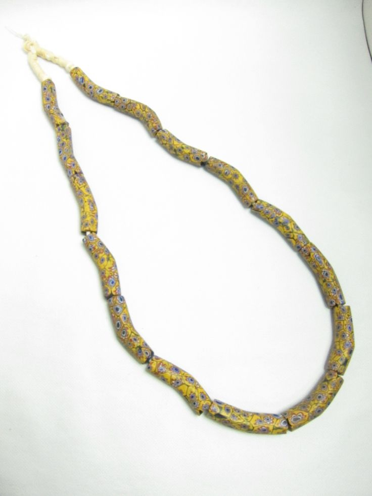 Large Banana Beads
