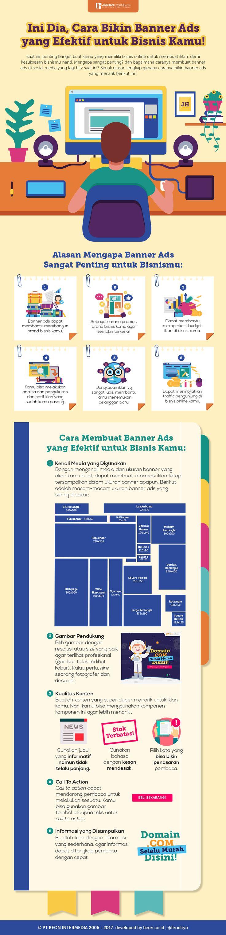 Anda pasti tahu kenapa banyak banner ads untuk iklan bisnis di sosial media mereka? Tentu saja untuk menjangkau dan mendapatkan pelanggan yang lebih banyak lagi.Mempromosikan bisnis di media sosial bukanlah hal yang sepele. Banyak kebutuhan yang harus dipenuhi. Mulai dari halaman khusus untuk...