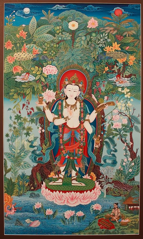 There are four main sects within Hinduism: Shaivism, Vaishnavism, Shaktism, Smartism, in which six main gods are worshiped