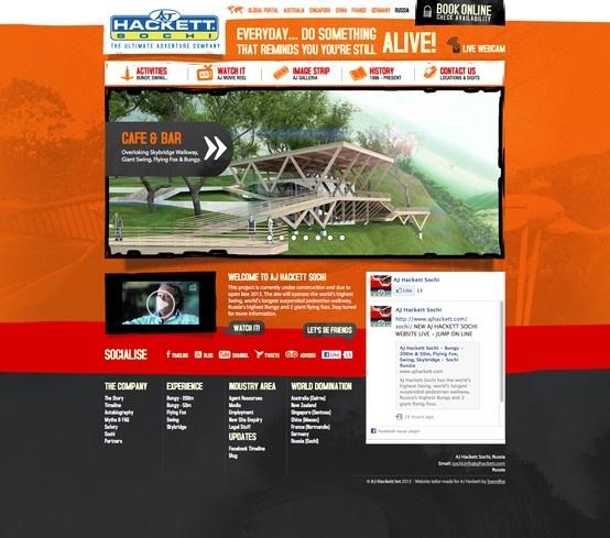AJ Hackett Russia (Sochi). http://www.ajhackett.com/sochi/