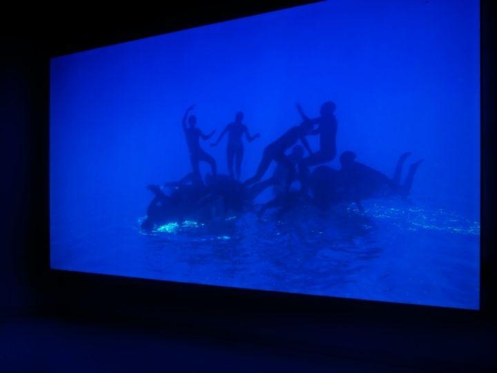 The Fish Pond Song installation by Jeroen Kooijmans, Hertogenbosch - Netherlands