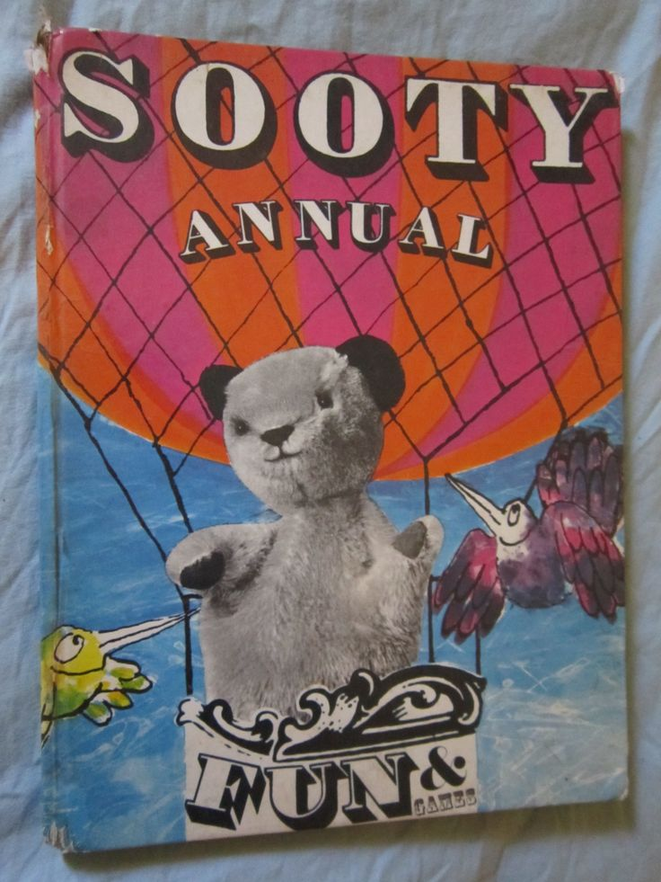 Sooty annual