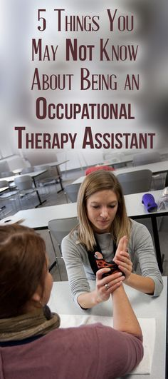 The 25+ best Occupational therapy assistant schools ideas on - occupational therapist job description