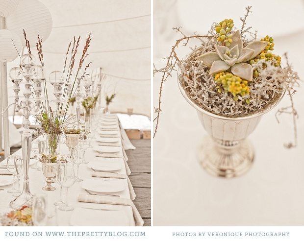 desert wedding metallic namibia 020 Abraham & Stienies Desert Wedding