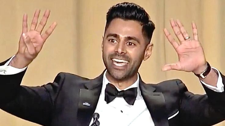 Hasan Minhaj's HILARIOUS Roast At The 2017 White House Correspondents' D...