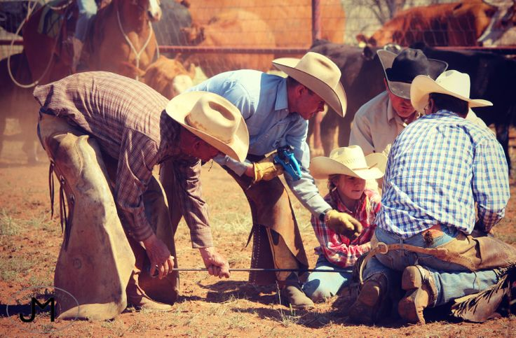 Texas Cowboys First Time Flanking Learning From The