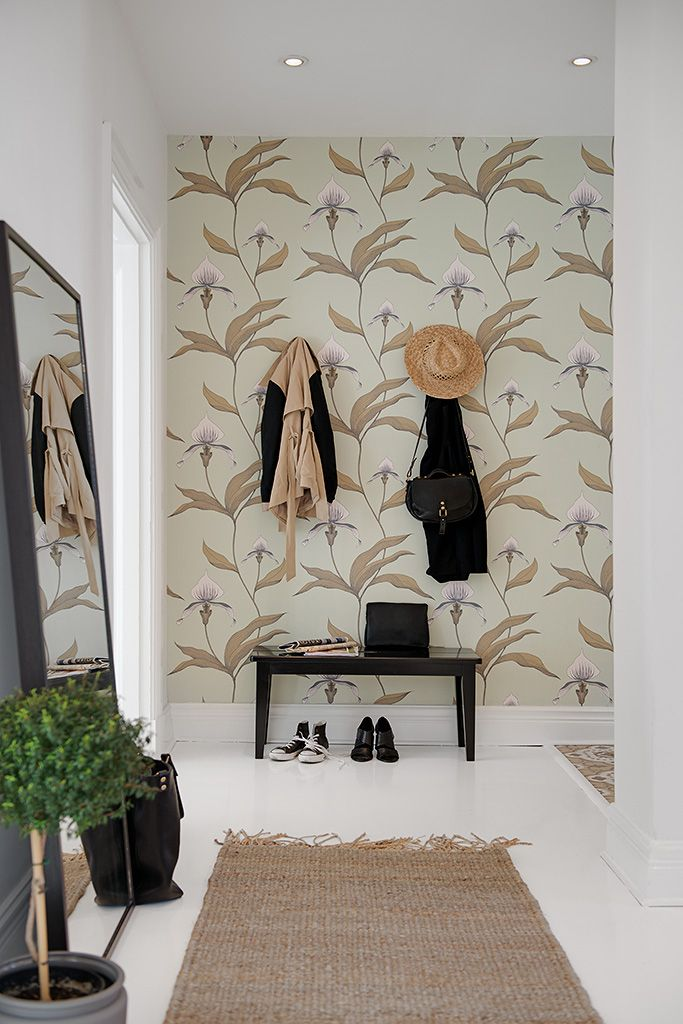 wallpaper Orchid by Cole & Son