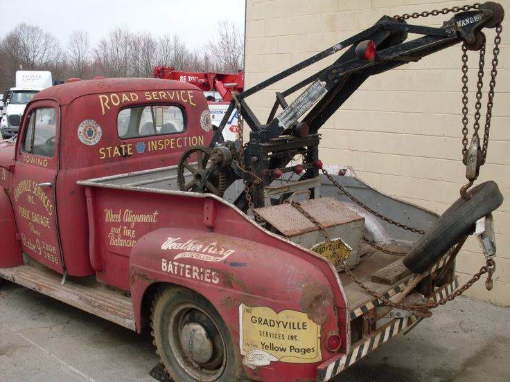Vehicle Service Department Letter >> 1948 Ford F3 wrecker taken out of service in 1965 | Door Lettering | Monster trucks, Commercial ...