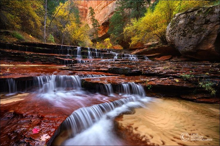 """Arch Angel Falls - *Holiday Sale Going on Now* From now until January 15th all fine art prints, and my Tonality Control 2.0 Video are 20% off.  <a href=""""http://www.zschnepf.com/Other/Videos2"""">Instructional Post Processing Videos</a> <a href=""""http://www.facebook.com/pages/Zack-Schnepf-Photography/118036808231294"""">Facebook</a> 