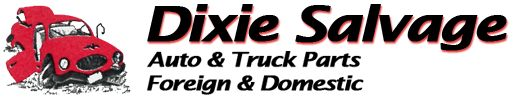 As a locally owned business, Dixie Salvage is up to contribute consistently to the local economy by reinvesting in all the companies like grocery stores, restaurants, gas stations and Realtors with whom they do business with.