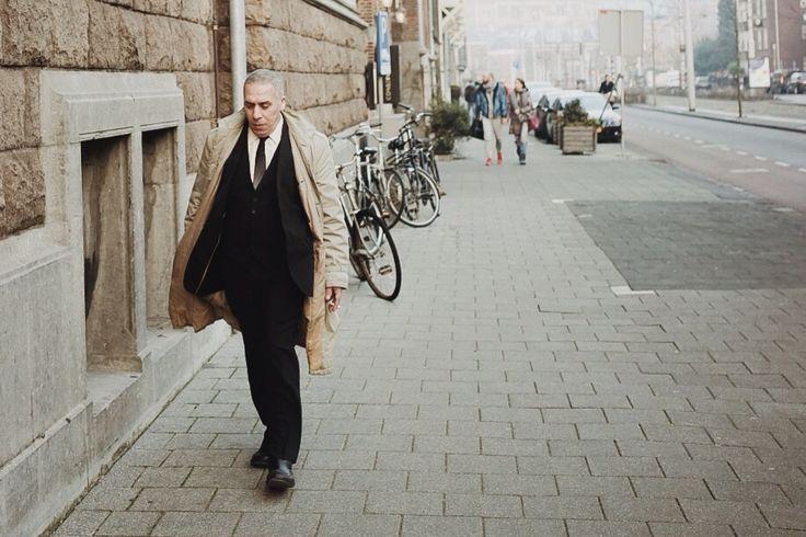 Man on the street - Amsterdam