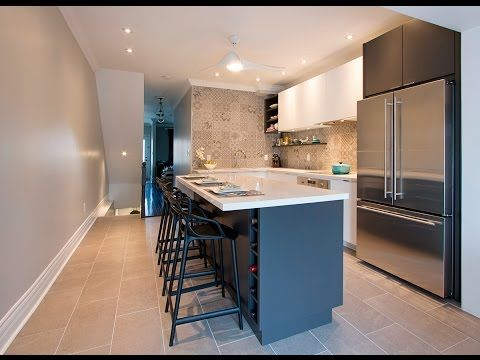 A Modern, Eclectic and Trendy Kitchen.  www.ayakitchens.com