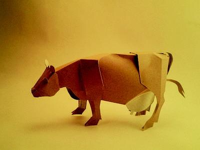 Series 300 Farm Animals #Cow #Jersey    $6.45
