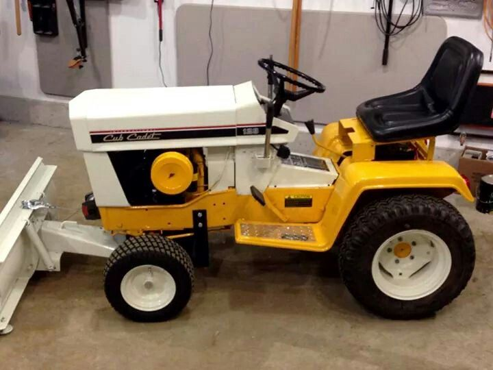 Cub Cadet 169 Garden Tractor : Best engines images on pinterest engine tractors and
