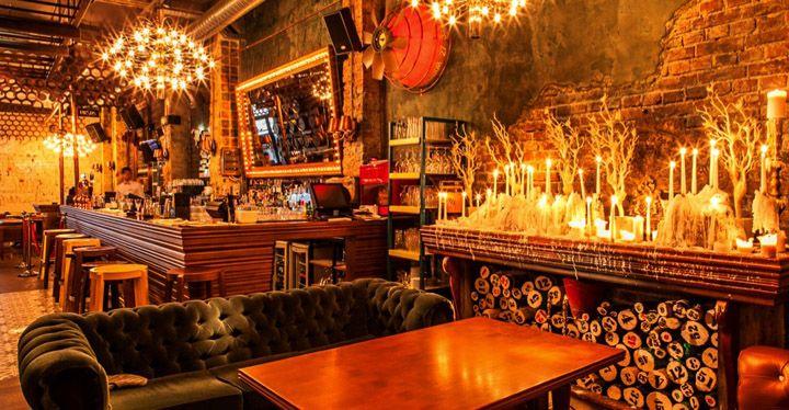 Biutiful Pub // Bucharest, Romania