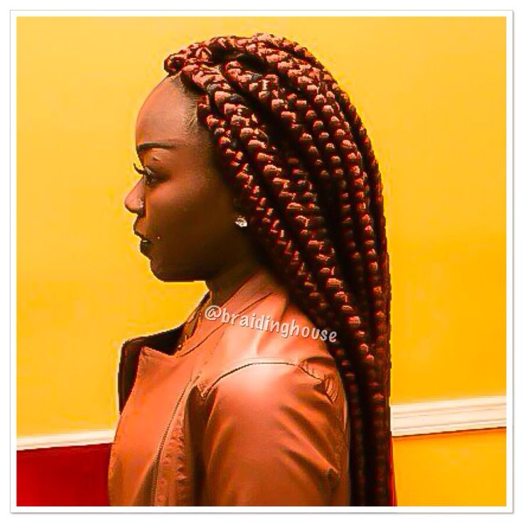 197 best ideas about Box Braids on Pinterest | Big box ...