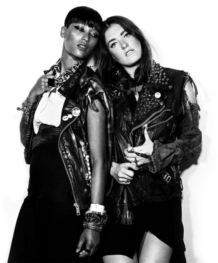 Icona Pop - catchy Swedish electro-pop with an edge. Love them!