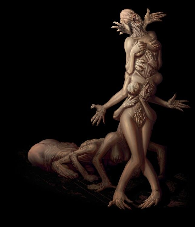 this is what dysmorphia feels like for me. there are times when i literally feel twisted, misshapen and like lumps of flesh. i'll feel like i don't even have a human body at all, it's just some grotesque shell. it's really hard to explain. thankfully this feeling is rare.
