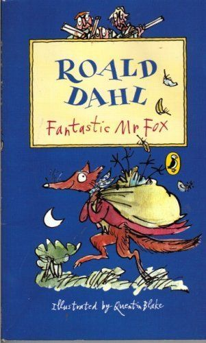 Fantastic Mr Fox by Roald Dahl (2004, Paperback) - Very Good Condition