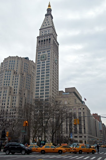 The Metropolitan Life Insurance Company Tower. Manhattan, New York, New  York. Photo
