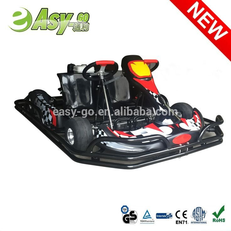 2017 new 200cc 270cc 4 wheel cheap 2 seat gas powered go kart for adult hot on sale with CE certificate