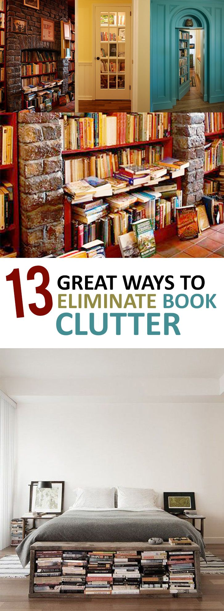 31229 best images about organizing ideas on pinterest for Do it yourself home organization