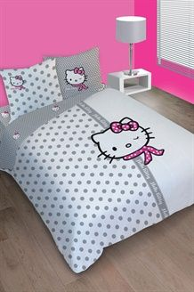 Komplet Hello Kitty Couture - 200 x 200 cm