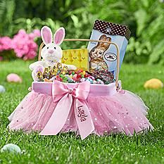 Tutu Cute Easter Basket