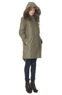 French Connection classic parka